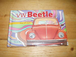 Shrinkwrapped Book - VW Beetle -Icon of  Style.  WAS £9.99.