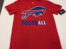 Men's Buffalo Bills NFL Sideline Legend Football Performance T-Shirt Large