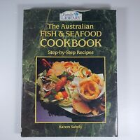 The Australian Fish And Seafood Cookbook by Sahely Karem - Book