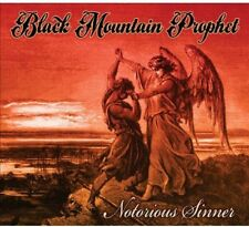 Black Mountain Prophet - Notorious Sinner [New CD]