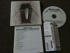 METALLICA / /death magnetic/ JAPAN LTD SHM-CD OBI