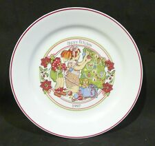"""CORELLE HAPPY HOLIDAYS 1997 DINNER PLATE 10 """""""