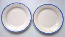 LOT de 2 assiettes Ligne HOTESSE très joli ! D=19,5cm