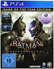 Batman Arkham Knight GOTY Game of The Year Ps4 - Release TBC