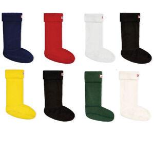 Hunter Original Tall Boot Fleece Socks Various Colours / Sizes