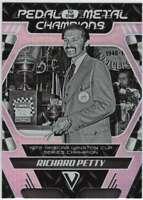 2019 Panini Victory Lane Racing Pedal to the Metal #100 Richard Petty