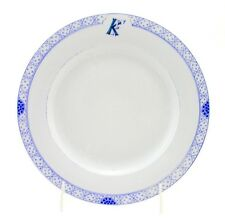 Antique Herend Plate Ca. 1884 - 1899