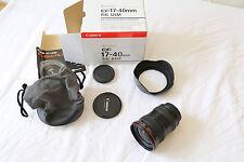 Canon EF 17-40mm f/4 L Objektiv