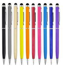 3x Eingabestift Stylus Pen Touchscreen Stift + Kugelschreiber für Handy Tablet