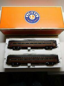 "O Scale Lionel Pennsylvania The Trail Blazer 18"" Aluminum Passenger Set 6-25420"