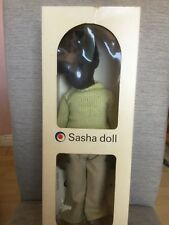 Vintage Sasha doll black boy Caleb