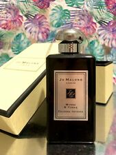 JO MALONE Myrrh & Tonka 100 ml Cologne NEW IN BOX