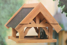 Vogelhaus Massiv Holz mit Schnappschuss-Kamera - Tolle Bilder oder Video´s