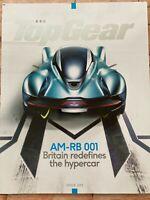 Top Gear Magazine #285 - August 2016 - Lambo Centenario, Abarth 124, GTC4 Lusso