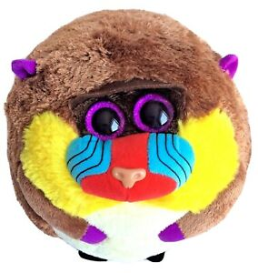 Ty Beanie Ballz Charlie Baboon Plush 38957 Collectable Soft Toy Gift Soft Cuddly