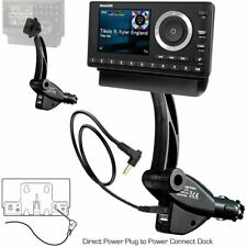 Car Satellite Radio Receiver Mounting Kit Sirius XM Vehicle Portable Dock Music