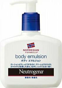 Neutrogena Neutrogena Norwegian Formula Body Emulsion fragrance-free 155g 49
