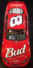 2007 ELITE Nascar Diecast Dale JR Last Year #8 And Bud LIMITED 2,007