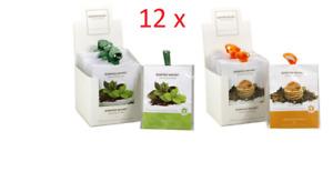 12 x Scented sachets Bags Air Freshener Home Drawer Bathroom Car Wardrobe Sealed