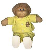 Vintage Cabbage Patch Kids Coleco 1985 Xavier  Doll Boy