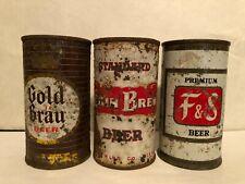 Erin Brew Beer, F&S Premium Beer , Gold Brau Beer Dumper Flats