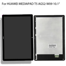 More details for for huawei mediapad t5 10 ags2-al00ha ags2-w09 black lcd touch digitizer screen