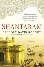 Shantaram: A Novel, Gregory David Roberts, Good Condition, Book