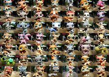 LPS Littlest petshop pet shop chien chat européen colley teckel cat dog rare