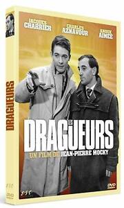 DVD - LES DRAGUEURS / MOCKY, AZNAVOUR, CHARRIER, AIMEE, ESC, NEUF