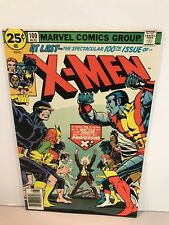 * Marvel Comics X-Men Issue 100 Origin Of Phoenix And Old Vs New X-Men