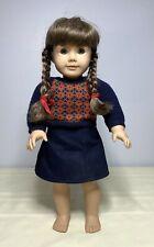 "Pleasant Company 1986 American Girl Doll 18"" Germany 2135"
