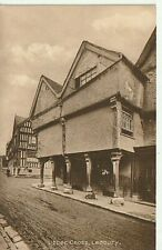 Early LEDBURY - Upper Cross, buildings