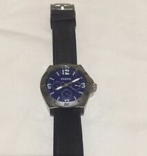 Mens Fossil 10ATM Stainless Steel Watch