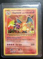 Pokemon XY Evolutions Charizard 11/108 Rare Holo Card MINT PSA 9