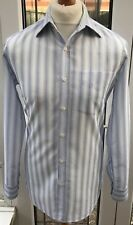"MENS PAUL SMITH STRIPED SHIRT SIZE CHEST UK 38"" (EXCELLENT CONDITION)"