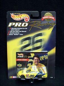 Hot Wheels Pro Racing 1998 Johnny Benson Cheerios Nascar.
