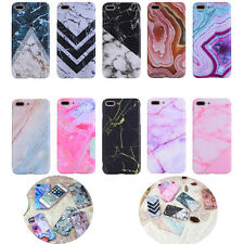 Shockproof Soft IMD Marmor Phone Case Cover For iPhone 6 6S 7 Plus Protective