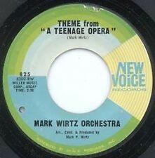 """MARK WIRTZ ORCH -THEME FROM """"TEENAGE OPERA"""" - NEW VOICE"""