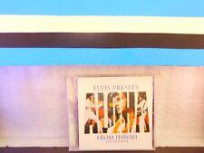 Elvis Presley From Hawaii Via Satellite Music Audio CD