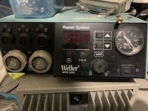 Weller WRS3000 Rework Station Control Unit NICE !
