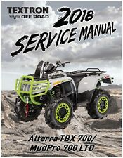 2011 arctic cat 450 550 650 700 1000 atv repair manual