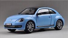 Véhicules miniatures bleus cars pour Volkswagen