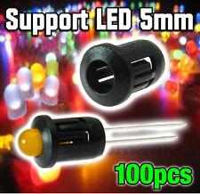 960/100# Support LED 5mm modèle 3 --- 100cs