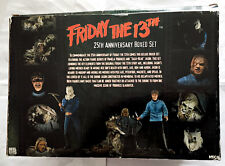 25th ANNIVERSARY BOX ONLY • NECA FRIDAY THE 13TH SERIES