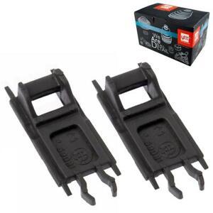 2 x SCHIEBEDACH REPARATURSTAZ CLIPS KUNSTSTOFFKLAMMER BMW E36 E39 E46 E53 NEU