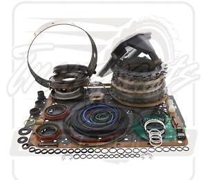4L60E Transmission Raybestos Master L2 Rebuild Kit 97-03 Deep Pan Filter