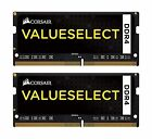 Corsair CMSO16GX4M2A2133C15 Value Select 16 GB DDR4 2133 Mhz CL 15 260 Pin ... -
