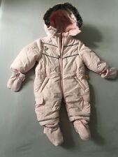 Original Steiff Collection Schneeanzug Neu 62 Mädchen rosa TOP Neuwertig