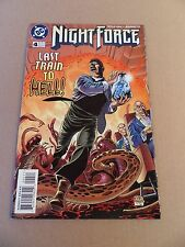 Night Force 4 . DC  1997 -   VF