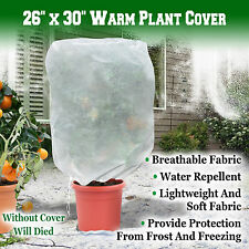 12size Warm Worth Plant Cover Tree Shrub Plant Winter Cover Frost Protective Bag